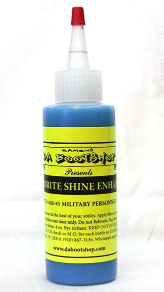 DaBootShop Fayetteville NC - brite-shine-enhancer