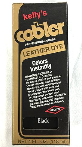 DaBootShop Fayetteville NC -leather dye